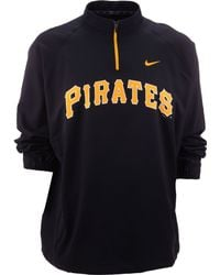 Nike  Pittsburgh Pirates Hot Corner Jacket - Lyst