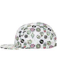Girl The Glx X 5 Panel Hat - Lyst