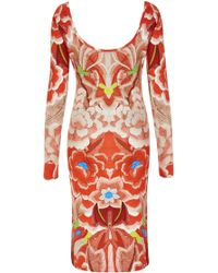 Temperley London   Sherard Fitted Dress   Lyst