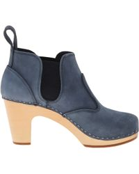 Swedish Hasbeens Classic Chelsea Boot - Lyst