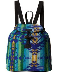Pendleton Small Backpack - Lyst