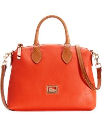Dooney & Bourke Dillen Ii Crossbody Satchel - Lyst