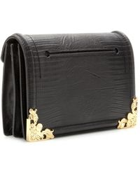 McQ by Alexander McQueen Leather Clutch - Lyst