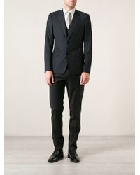 Dolce & Gabbana Three Piece Suit - Lyst