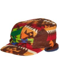 Polo Ralph Lauren Printed Hunting Hat - Lyst