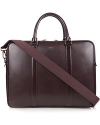 Paul Smith | Formal Leather Bag | Lyst