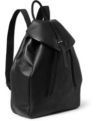 Alexander McQueen Leather Backpack - Lyst