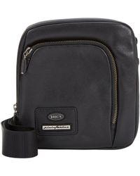 Bric's - Pininfarina Messenger Bag-Black - Lyst