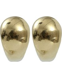 Vaubel - Flat Curved Horn Clip Earrings - Lyst