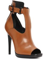 McQ by Alexander McQueen The Lara Buckle Sandal - Lyst