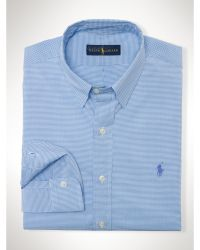 Polo Ralph Lauren Slim-Fit Checked Estate Shirt - Lyst