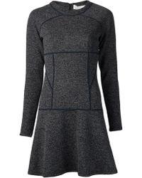 Thakoon Addition Flare Skirt Dress - Lyst