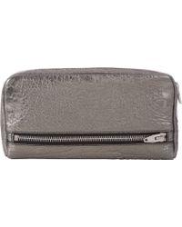 Alexander Wang Fumo Continental Wallet - Lyst