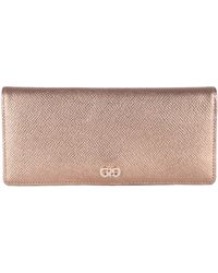 Cole Haan - Amalia Leather Wallet - Lyst