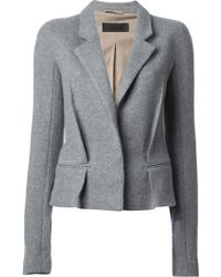 Haider Ackermann Single Breasted Jacket - Lyst