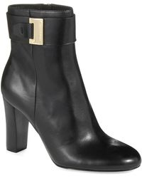 Michael by Michael Kors Guiliana Ankle Boots - Lyst