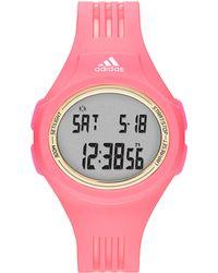 adidas Originals - Ladies Uraha Update Polyurethane Watch - Lyst