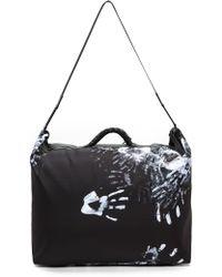 L.a.m.b. Ezi Overnight Bag  Hand Print - Lyst
