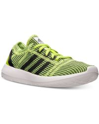 Adidas Womens Element Refine Js Running Sneakers From Finish Line - Lyst