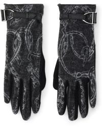 Pink Pony - Equestrian Touch Screen Gloves - Lyst