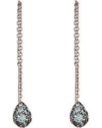 Finn - Women's Thread Earrings - Lyst