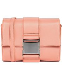Asos Cross Body Bag with Large Buckle Detail - Lyst