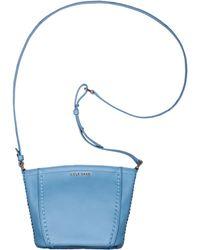 Cole Haan Nickson Leather Crossbody Bag - Lyst