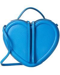 Marc By Marc Jacobs Heart To Heart Heart Crossbody - Lyst