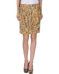 Twenty8Twelve Knee Length Skirt - Lyst