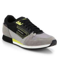 Diesel Runtrack Owens Low-Top Sneakers - Lyst