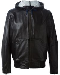 Marc By Marc Jacobs Hooded Jacket - Lyst