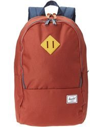 Herschel Supply Co. Blue Nelson Backpack - Lyst
