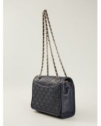 Tory Burch Medium Fleming Shoulder Bag - Lyst