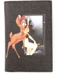 Givenchy 'Bambi' Card Holder - Lyst