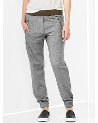 Gap Zippocket Track Pants - Lyst