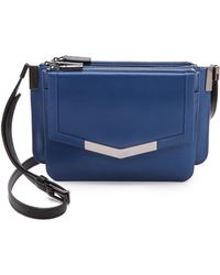 Time's Arrow - Mini Trilogy Bag - Paris Blue - Lyst