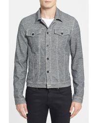 Joe's Jeans 'Revival' Denim Jacket - Lyst