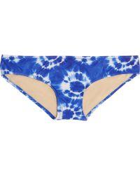 J.Crew - Surf Tie-Dye Bikini Briefs - Lyst