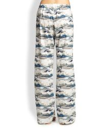 Araks Ally Cotton Pajama Pants - Lyst