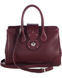 Ralph Lauren Collection Small Ricky Tote - Lyst