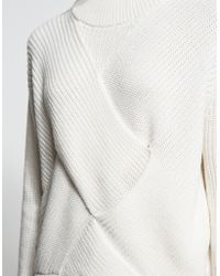 C/meo Collective Shake It Off Jumper white - Lyst