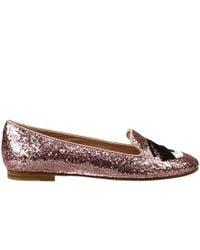 Chiara Ferragni Flat Shoes Woman - Lyst