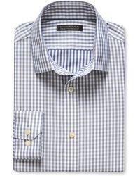 Banana Republic Tailored Slim-Fit Non-Iron Twill Shirt - Lyst