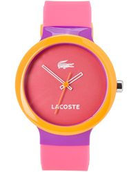 Lacoste Multicolor Watch - Lyst