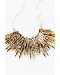 Urban Outfitters - Burning Rays Statement Necklace - Lyst