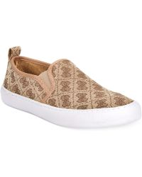 Guess Womens Cangelo Sneakers - Lyst