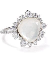 Nadri - Sterling Oasis Mother-of-pearl Ring - 100% Bloomingdale's Exclusive - Lyst