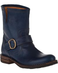 Fiorentini + Baker Eternity Eli Ankle Boot Blue Moon Leather - Lyst