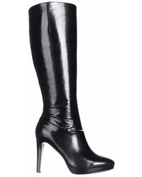 Nine West | Pearson Wide-calf Knee High Boots | Lyst