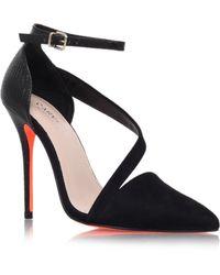 Carvela Kurt Geiger Autumn High Heel Court Shoes - Lyst